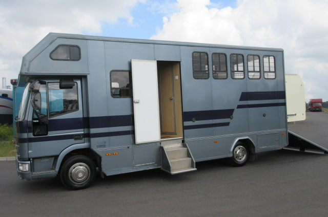 Iveco Eurocargo 75E15 Coach built by PRB. Stalled for 4 with smart changing area.. VERY SMART