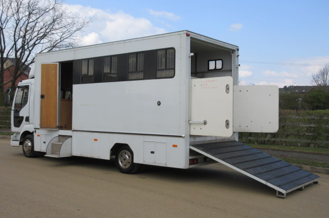 2005 Renault Midlam, Empire Classic SE Professional conversion. Stalled for 4 with smart day living