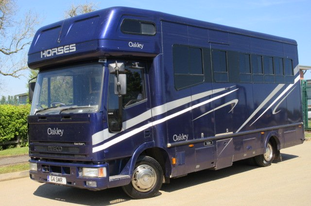 *** DEPOSIT TAKEN *** 2003 Iveco Eurocargo 75E17 Coach built by Oakley coach builders. Stalled for 4 with smart changing area.... Stunning looking truck