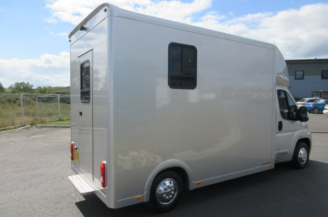 2014 Peugeot Boxer 3.5 Ton.Brand New Select Pro Build. Stalled for 2 rear facing . Only 31,459 Miles!