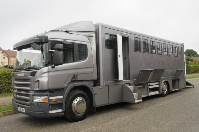 2008 Scania sleeper cab 230 Professional Highbury Conversion. Stalled for 7 with living.. Stunning truck.....