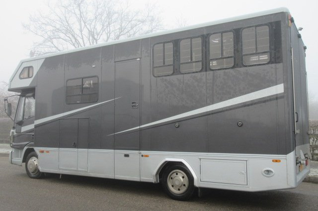 2007 Iveco Eurocargo 7.5 Ton Coach built by PRB. Stalled for 3 with full luxury living.. Only 36,565 Miles from new!... Pristine condition throughout!