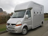 2008 Model 57 Renault Master . Select long stall. New build. LWB chassis