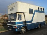1997 DAF 45 130 I.C.E Professional conversion. Stalled for 3 with day living