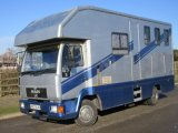 ** NEW PRICE ** 1998 MAN Coach built by Highbarn. Fenland model. Stalled for 3 with smart living.