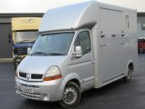 2005 54 Renault Master New Build. LWB chassis. Big engine 140 BHP. Stalled for 2