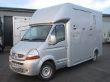 2009 58 Renault Master LWB. Brand new long stall build. Stalled for 2 rear facing.