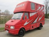 1999 Iveco Daily Coach built by Oakley Lambourne horseboxes. Horsebox from new! Stalled for 2 facing forward.