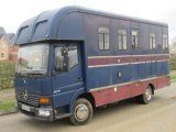 2000 Mercedes Benz Atego Oakley. Stalled for 3 with smart living