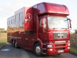 2007 MAN TGA 26 ton Coach built by Empire Coach builders. Stalled for 6 with full luxury living. Stunning truck