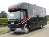 2005 DAF LF Coach built by Mc Garry horseboxes. Stalled for 3 with smart living