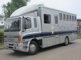 DAF CF 75 300 Professional conversion by Chaighley coach builders. Stalled for 6 with smart compact living