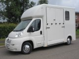 2013 Citroen Relay Long stall new build. Stalled for 2 rear facing.