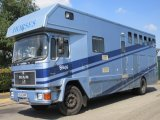1995 MAN 270 17 ton Coach built Solitaire horseboxes. Stalled for 5/6 with spacious living