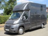 2011 61 Citroen Relay Chaighley Long stall new build. Stalled for 2 rear facing,