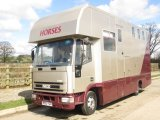 2000 Iveco Eurocargo 75E15 R S Coach builders. Stalled for 3/4 with smart day living