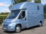 2012 12 Citroen Relay Select long stall. New Build. 73,000 miles. Stalled for 2 rear facing