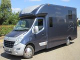 2014 Renault Master Crew cab. Chaighley new build. Stalled for 2 rear facing. 82,000 miles