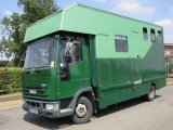 2004 53 Iveco Eurocargo built by European coach builders. Stalled for 3 with smart comfortable living