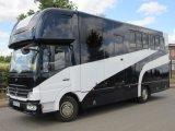 2008 Model. 57 Mercedes Benz Atego 10.5 ton. Full automatic . Coach built horsebox. Stalled for 4/5 with smart compact living