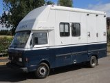 Beautiful Oakley Lambourne 5.0 ton Volkswagen LT50. Stalled for 2 forward facing with smart living  Mot Aug 2019