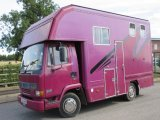 1999 DAF 45 150 Compact Wren coach build. Stalled for 2 with smart compact living