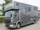 2006 DAF LF 150 Coach built by Chadwick horseboxes. Stalled for 3 with smart spacious luxury living