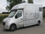 Beautiful 2011 Renault Master 3.5 ton Brand new wagner coach built. Stalled for 2 rear facing.