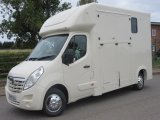 *** DEPOSIT TAKEN *** 2012 61 Vauxhall Movano Select new build. Barn style side door. Stalled for 2. Full wall between horse area and changing area