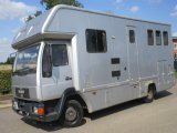 ** NEW PRICE ** MAN 8163 Coach built by John Oats horseboxes. Stalled for 3 with full luxurious living. 178,000 kms from new!