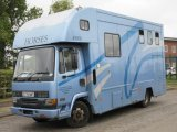 DAF 45 130 Coach built by Equinoxs. Stalled for 3 with smart living. Mot May 2019