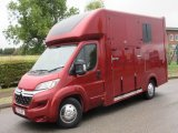 2015 Citroen Relay Coach built by Cross country horseboxes, Stalled for 2 rear facing, Stunning 3.5 ton