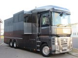 Beautiful Whittingham 2010 Renault Magnum 520 DXI 3 Axle 26 ton, Stalled for 5 with smart luxury living with slide out. Truck with the WOW Factor.