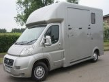 2007 Fiat Ducato, JP Long stall, New coach build. Full wall between horse area and changing area