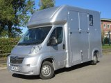 2012 Citroen Relay Brand new Select Build. Stalled for 2 rear facing. Barn style doors