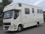 ***AUTUMN SALE REDUCTION*** 2004 DAF LF Oakley Supreme. Stalled for 3 with smart living. Beautiful horsebox
