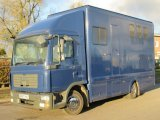 2008 Model MAN TG Professional conversion. Stalled for 3/4 with smart comfortable living. MOT Nov 2019
