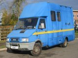 *** DEPOSIT TAKEN *** Iveco Daily 5.2 Coach built by Olympic horseboxes. Stalled for 2 forward facing.Horsebox from new!
