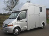 2009 58 Renault Master New Select Long stall build. Stalled for 2 rear facing. LWB chassis
