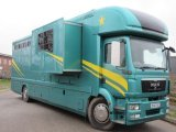 2010 MAN TG 18 Ton Coach built by JC Horseboxes, stalled for 5 with luxurious living with large slide out. Sleeping for 6.