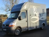 2007 Model Renault Master recent coach build by Jon White horseboxes. Stalled for 2 rear facing. Built on LWB chassis