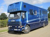 Beautiful 17 ton Scania Coach built by Royal horseboxes. Stalled for 5 with full luxurious living.