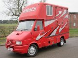 Beautiful Iveco Daily 3.5 ton Oakley Lambourne. Stalled for two forward facing. HORSEBOX FROM NEW