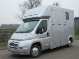 2013 Model 62 Citroen Relay Long Stall new build. Built on LWB chassis... Barn style doors