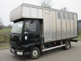 2005 54 Iveco Eurocargo 75E17 Aluminum Tristar horse transporter. Stalled for 4 with smart changing area