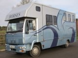 2005 MAN 8163 Coach built by Highbury horseboxes. Stalled for 3 with smart day living. VERY SMART