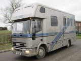 Beautiful much sought after Oakley Supreme Iveco Eurocargo 7.5 ton horsebox. Stalled for 3 with smart luxurious living. Horsebox from new!