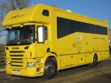 *** DEPOSIT TAKEN *** Beautiful 18 Ton Scania Coach built by Sovereign horseboxes, stalled for 6 with large luxury living... Stunning horsebox, with the WOW factor