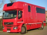 2013 Model 62 Renault Premium 18 ton, Brand new build by Metcalfe horseboxes, Stalled for 7, Side and rear ramp.