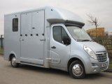 2012 Vauxhall Movano. Brand New Select PRO Build. 3.5 ton chassis. Stalled for 2 rear facing